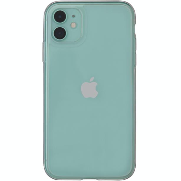 iPhone11 ハイブリッドケース<クリア>