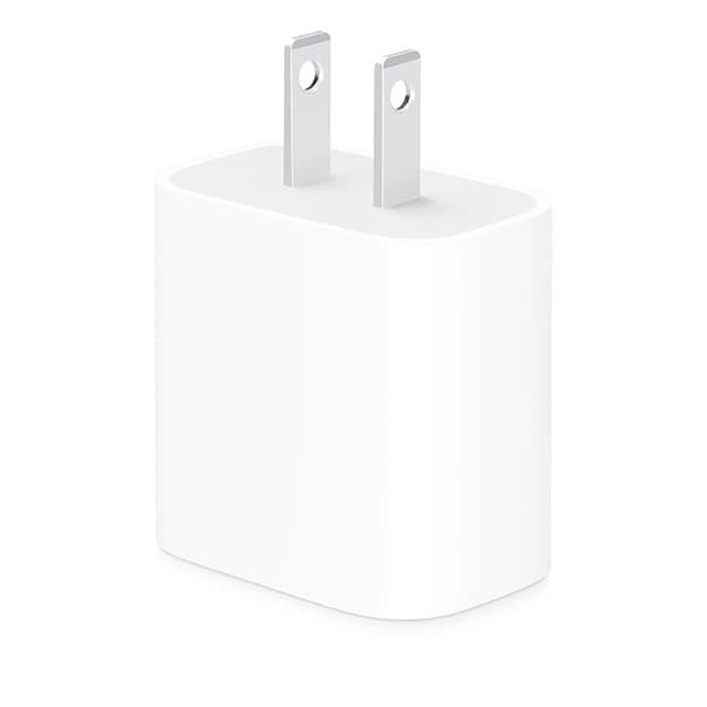 20W USB-C 電源アダプタ