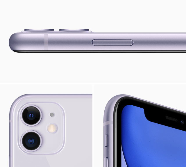 iPhone 11 デザイン