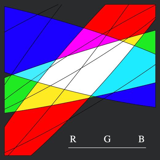 原作小説「RGB」表紙